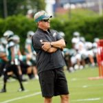 Head Coach Doug Pederson begins his first training camp in charge of the Eagles