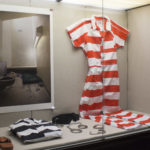 "A display within the ""Juvenile In Justice: End Solitary Confinement"" exhibit, on display at the Free Library until Sept. 4."