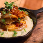 You can get 15% percent off these shrimp and grits if you know where to look