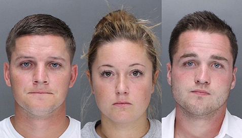 Center City gay attack suspects