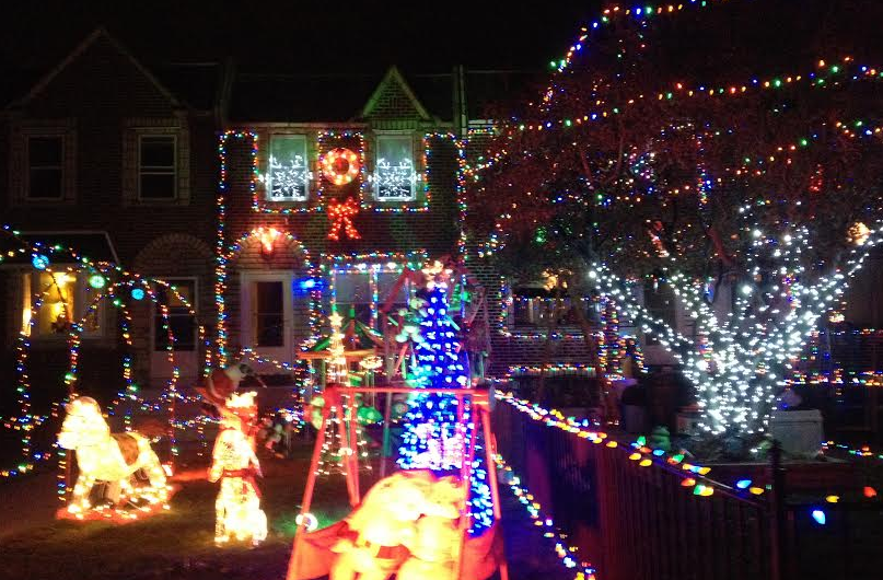Greeby Street Christmas Lights 2020 Greeby Street Christmas: 17 years later, a Tacony block gears up