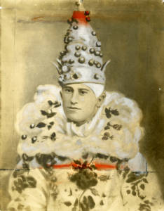 Mummer 1890s
