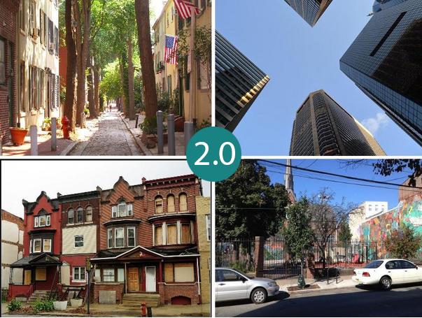 Neighborhood index