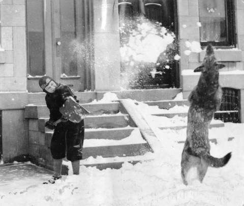 1935 snow