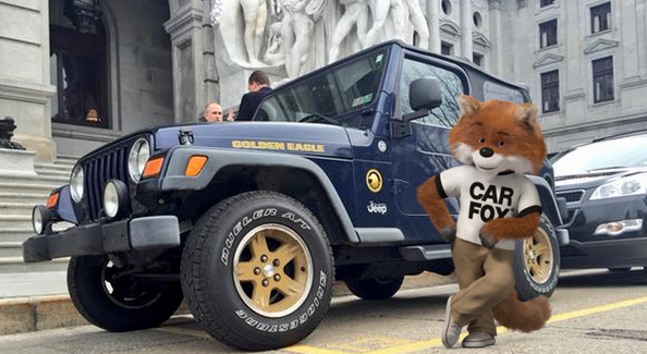 jeep with carfox