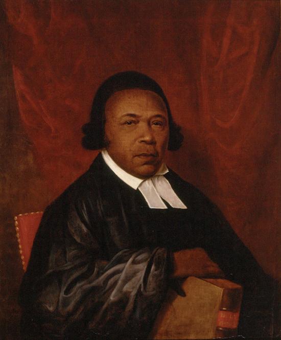 Rev. Jones