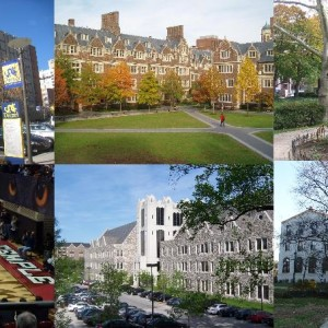 Philly college majors index: Which university's students