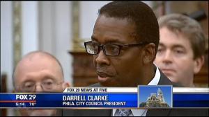 Darrell Clarke