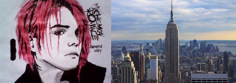 Sad New York