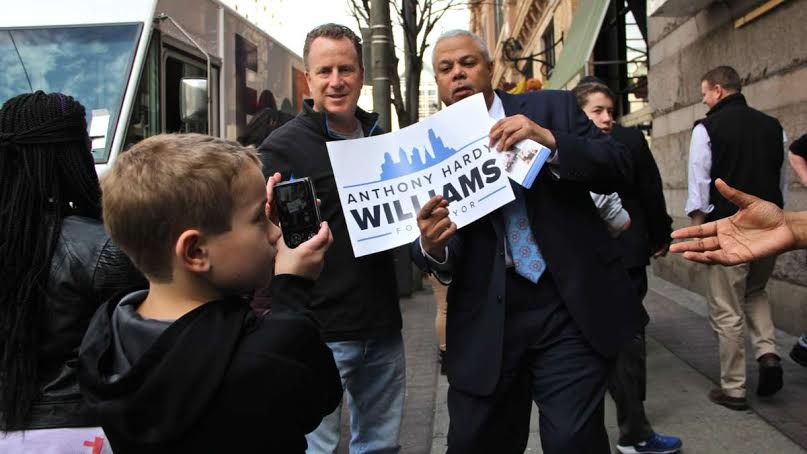 Tony Williams GOTV