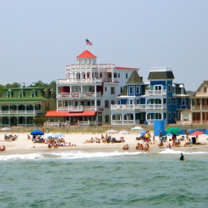 Day Tripping Cape May The Cleanest Beaches Antiques And A