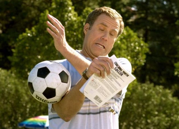 Soccer Will ferrell