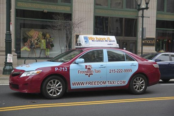 freedom taxi