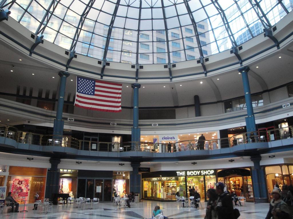 shops at liberty place
