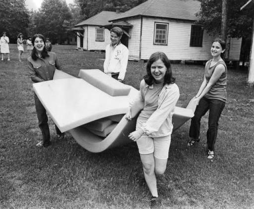 Camp — Upland mattress