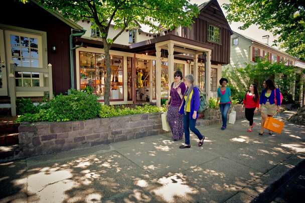 Group shopping in New Hope