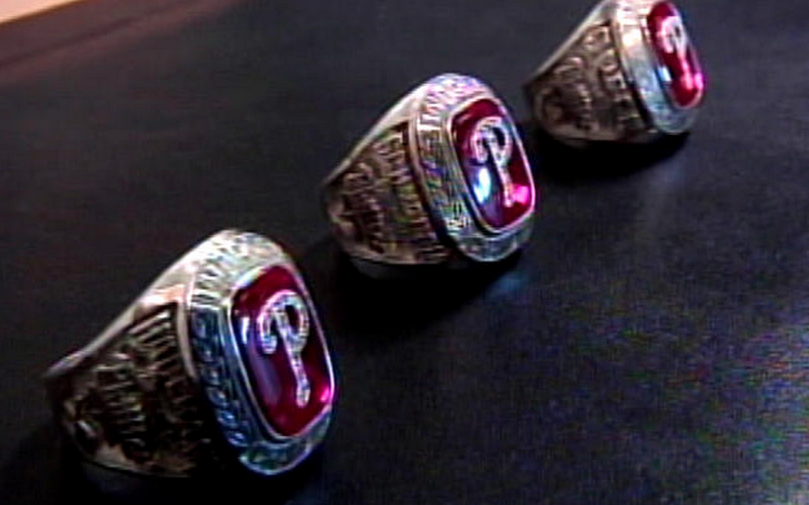 Phillies rings