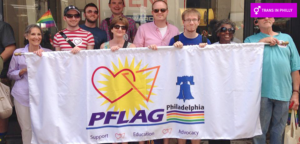 Photo: PFLAG Philadelphia Facebook page