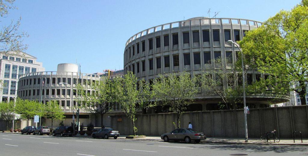 """Philadelphia Police Headquarters """"Roundhouse"""""""