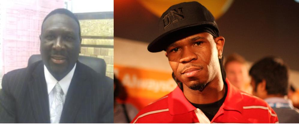 Clark and Chamillionaire