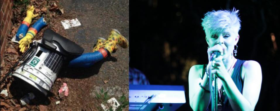Hitchbot and Robyn