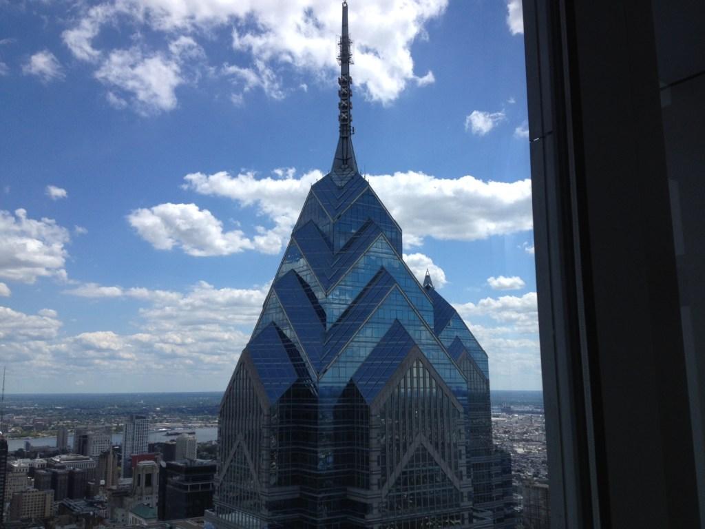 Pyramid view 2
