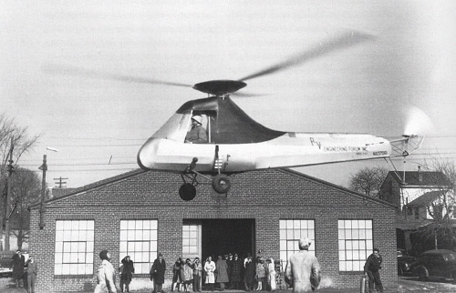 Rox helicopter