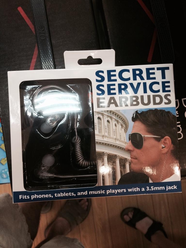 Secret Service buds