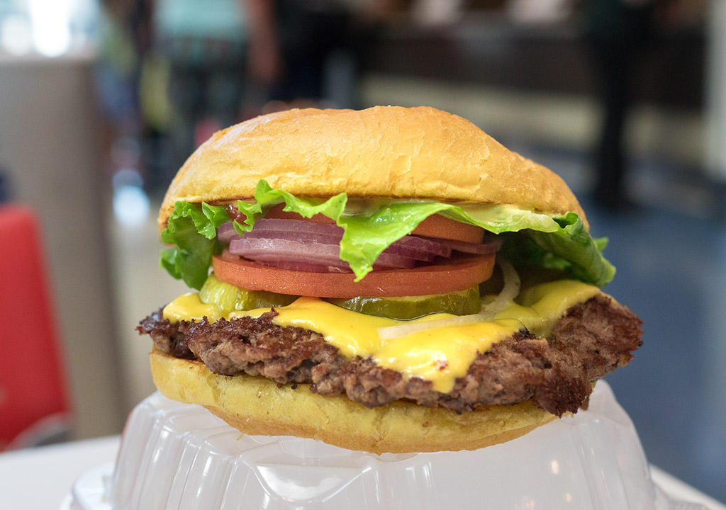 Smashburgers taste like a Big Mac made with good ingredients