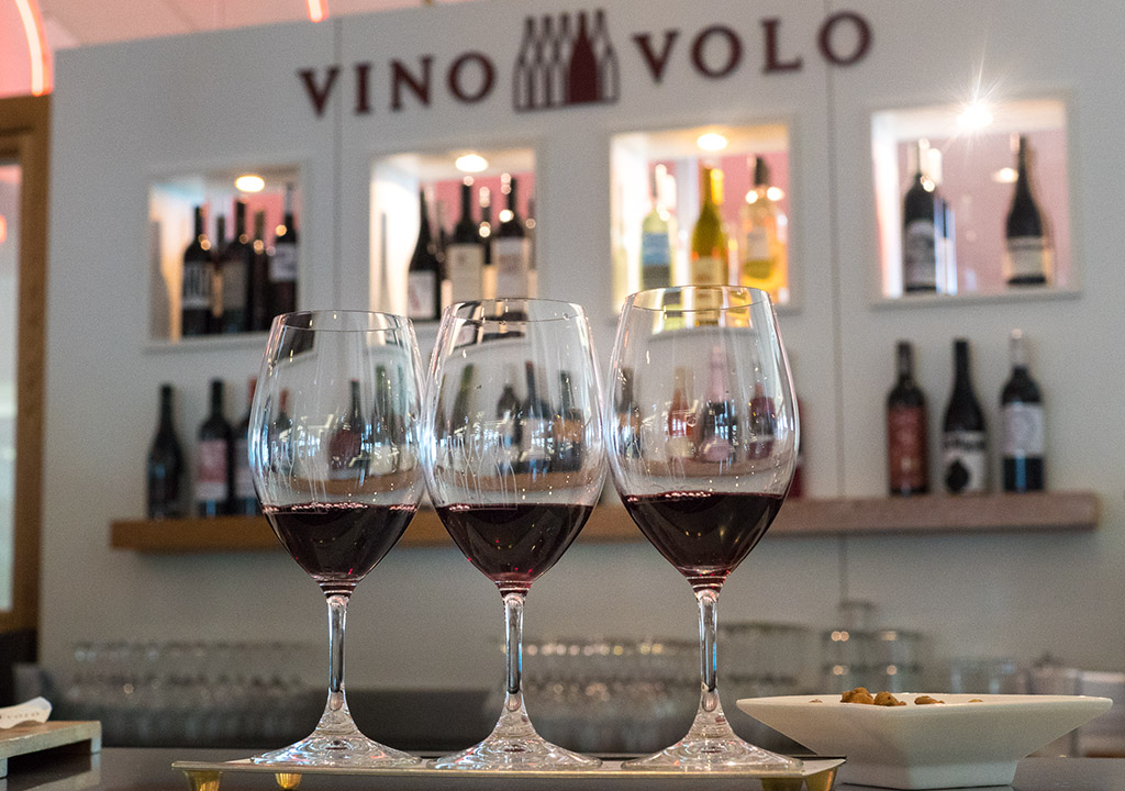 Vino Volo was founded by a Wharton grad