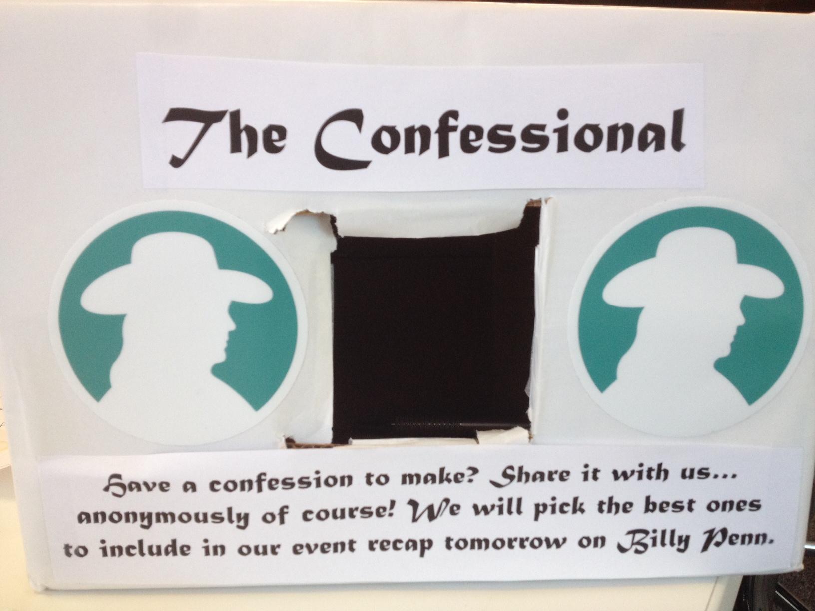 Confession top
