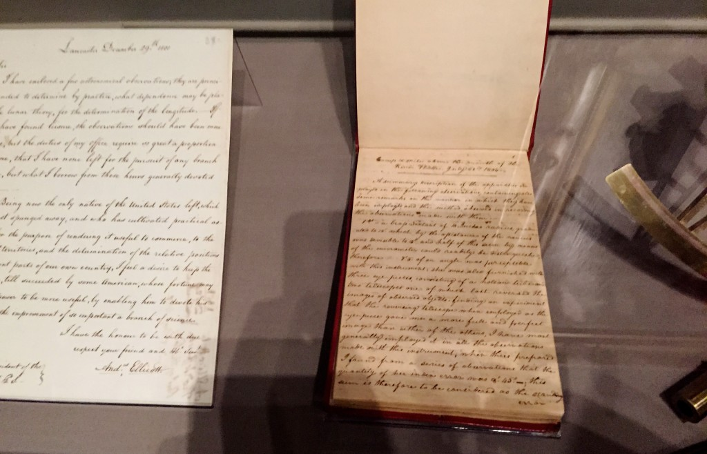 The personal journals of Lewis and Clark.