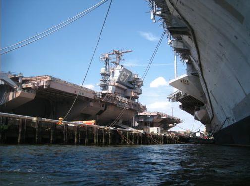 Rivers Navy Yard