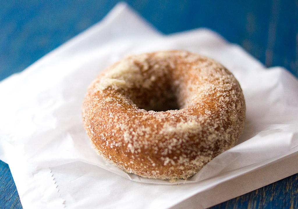 Hot and fresh at Federal Donuts
