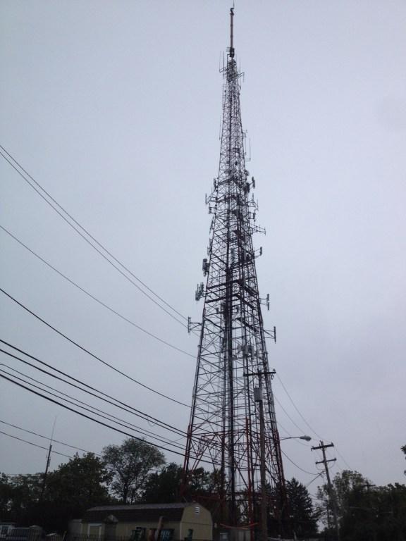 Antenna farm 2