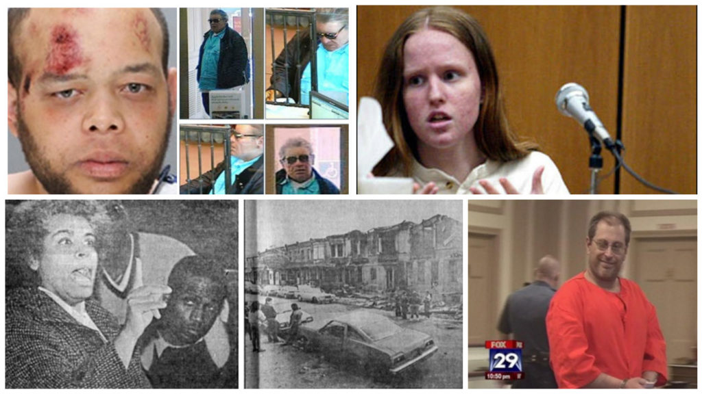 12 chilling Philly tales of mischief, crime and woe for