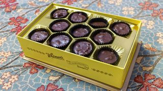 The idea to include a flavor directory in a box of chocolates: another Philly first