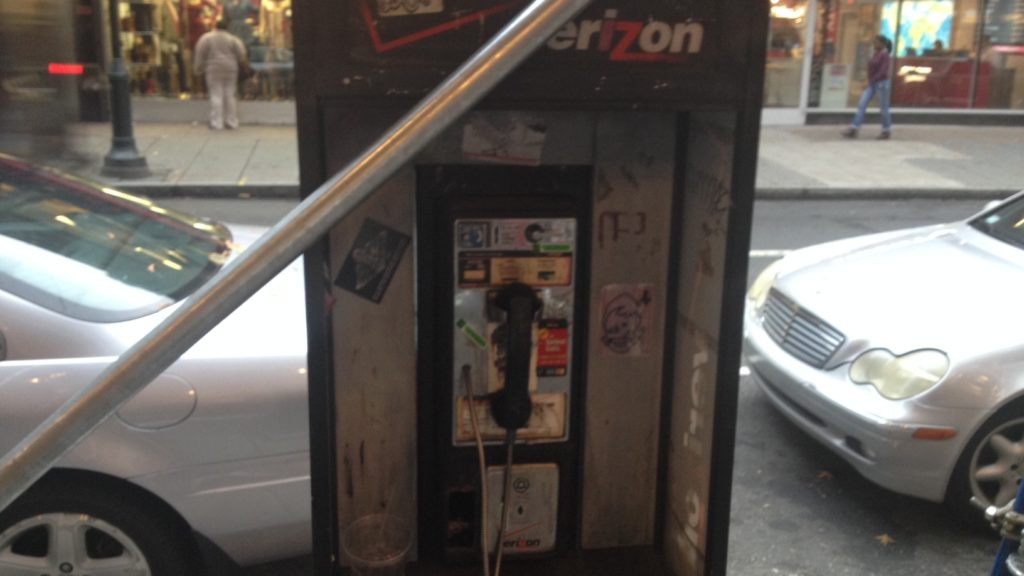 Pay phone featured