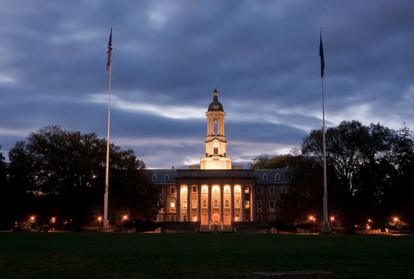 Old Main Penn State