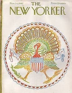 Turkey New Yorker