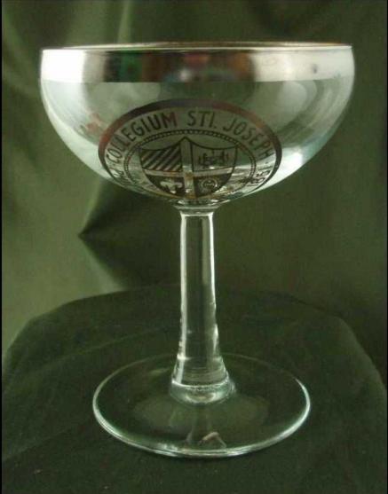 St. Joe's glass