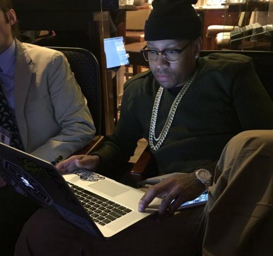 Iverson laptop