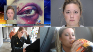"""These are the photos that appear when running a Twitter search for """"Kathryn Knott."""""""