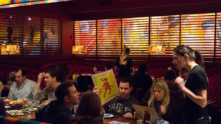 Inside El Vez, the No. 1 spot where Uber picked people up from in 2015.