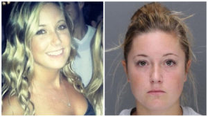 Kathryn G. Knott, 25, was convicted on charges she helped beat a gay couple in Center City Philadelphia in 2014.