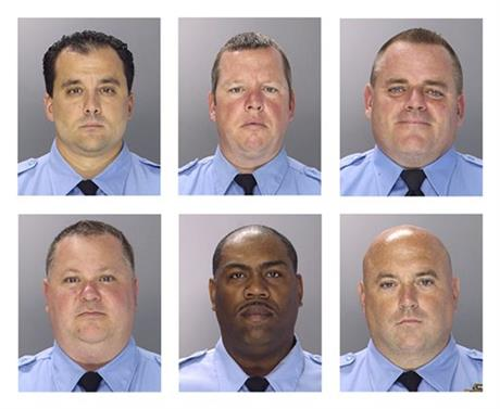 Six narcotics officers were charged in 2014 for a litany of offenses, including extortion and assault. They acquitted, and one was promoted in 2015.