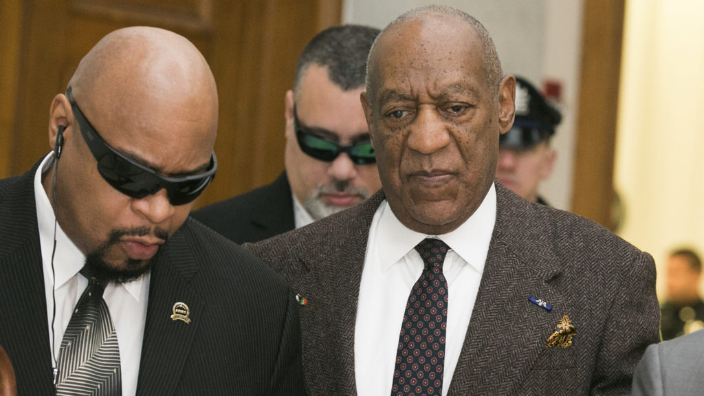 Cosby has been accused of sexually abusing several women.