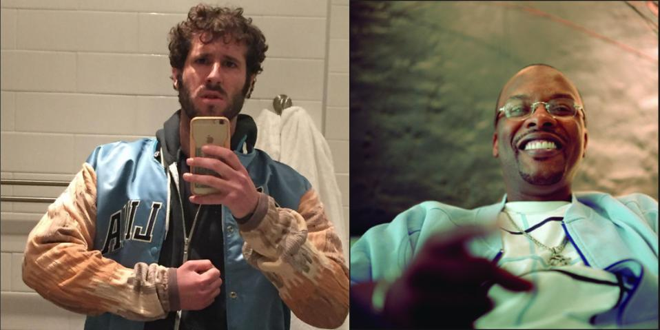 Lil Dicky and Jazzy jeff (1)