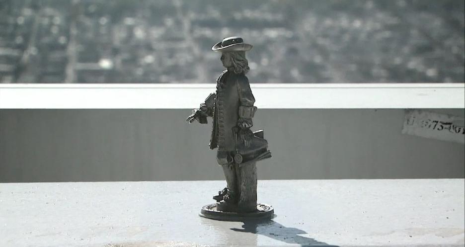 Billy Penn statue