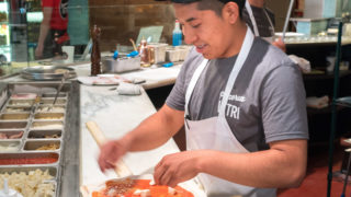 Many Philly restaurant kitchens are staffed primarily with Latino immigrants